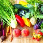 野菜・果物の英語一覧