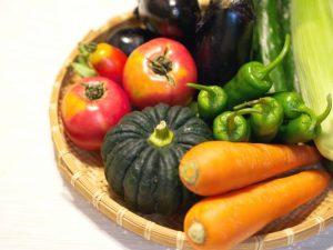 野菜の英語一覧