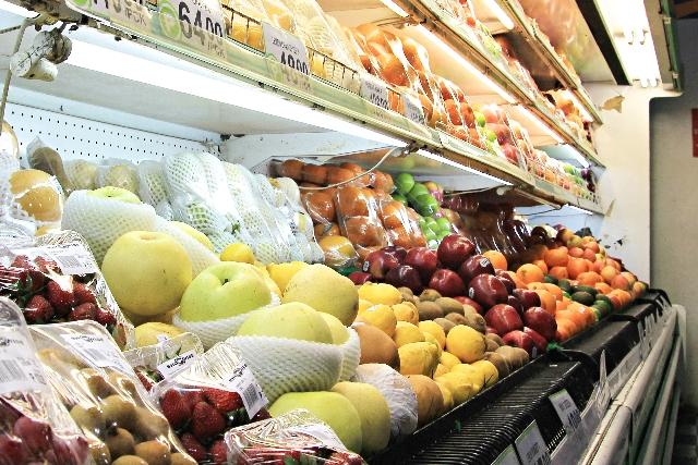 野菜や果物の英語フレーズ