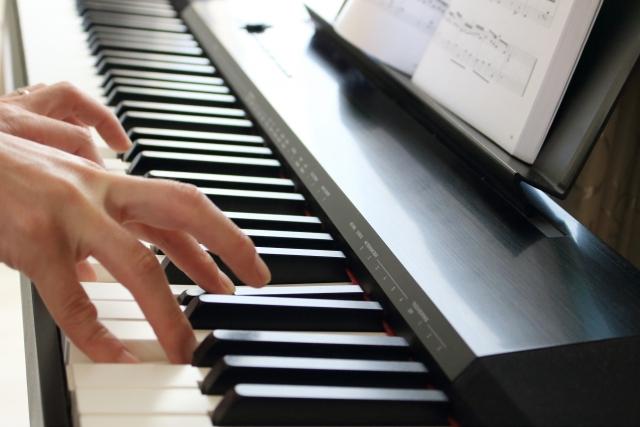 楽器に関する英語フレーズ